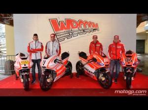 Presentazione Team Ducati Ufficiale e Pramac
