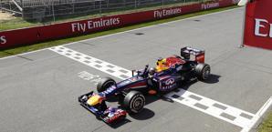 Vettel taglia il traguardo e trionfa in Canada