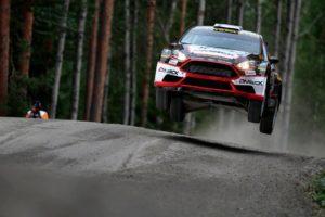 Ketomaa vince il WRC2 nella sua Finlandia