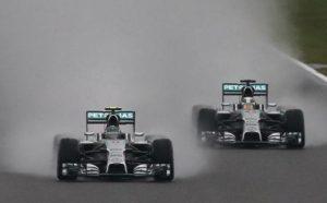 Rosberg Hamilton Giappone