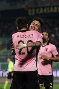 Soccer: Serie A; Palermo - Napoli