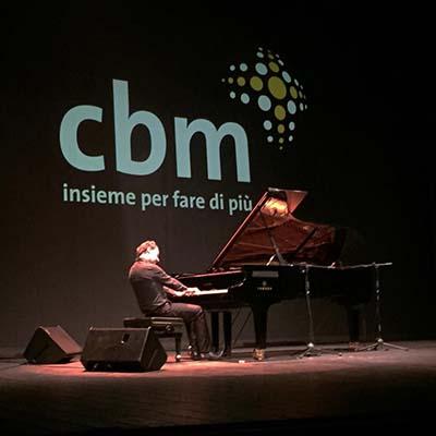 Blind Date Cesare Picco CBM Italia Onlus