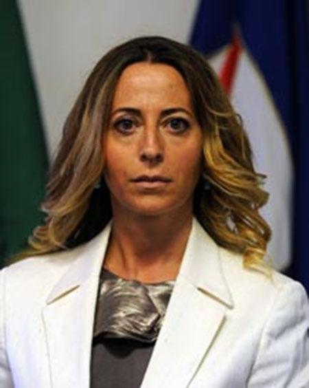 Assessore Lucia Fortini