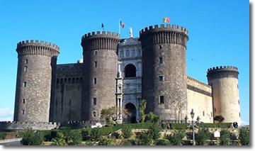 Castel Nuovo altrimenti detto Maschio Angioino