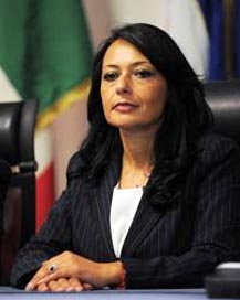Sonia Palmieri, assessore regionale