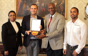 Governatore Generale di Antigua e Barbuda