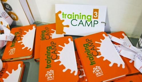 Anci training camp