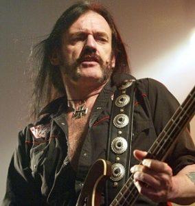 Lemmy Kilmister band heavy metal