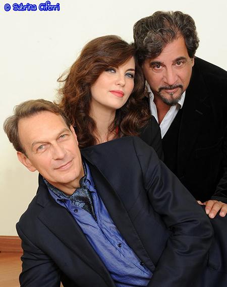 Vanessa Gravina, Edoardo Siravo, Riccardo Polizzy Carbonelli