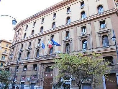 Palazzo Santa Lucia, sede della Giunta regionale Campania