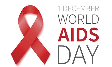 1° dicembre Giornata mondiale contro l'AIDS