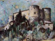 Castello di Prata Sannita (CE) Opera di Simone Zaccarella