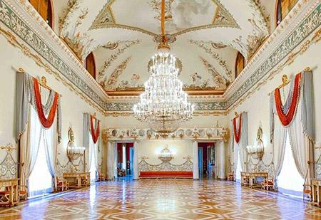 Museo di Capodimonte - Salone delle feste