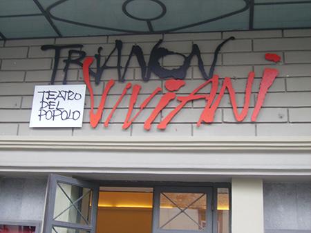 Teatro Trianon Viviani Napoli