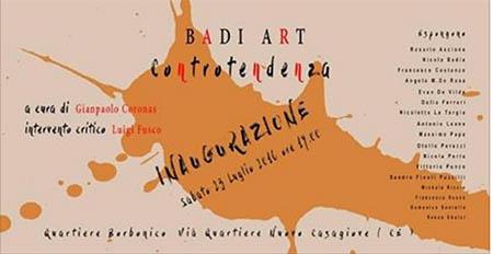 Controtendenza, collettiva d'arte contemporanea