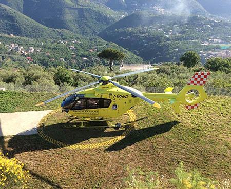 Elicottero regionale Toscana