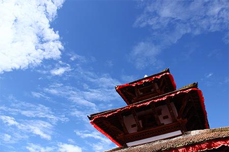 Katmandu - Tempio Hindu