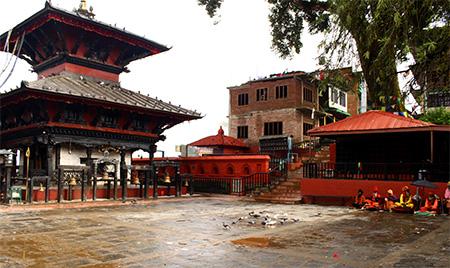 Tempio di Manakamana e Sadhu