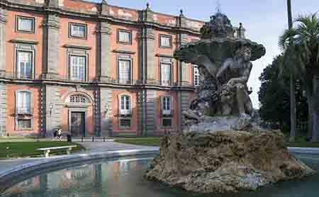 Napoli, Museo e Parco di Capodimonte