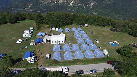 Campo base Campania