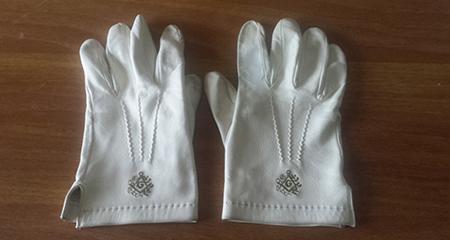 diversamente vendita limitata bello e affascinante La tradizione simbolica dei guanti bianchi - Ex Partibus