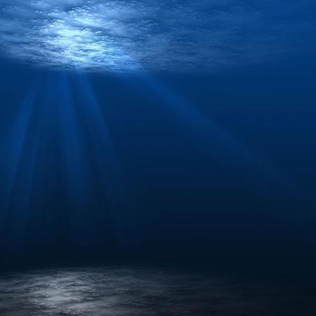La diffusione della luce nel mare