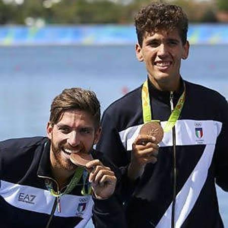 Marco Di Costanzo e Giovanni Abagnale