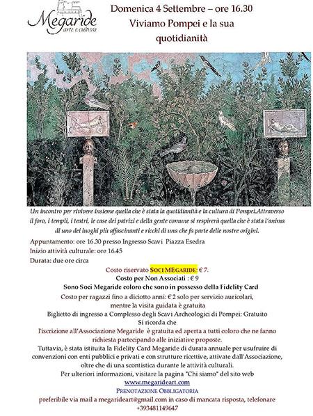 Megaride Art Pompei