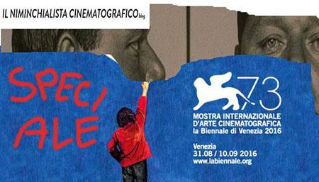 Il Niminchialista Cinematografico a Venezia