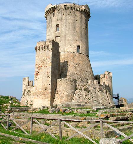 Parco Archeologico di Velia, Ascea Marina