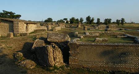 Parco Archeologico di Aeclanum, Mirabella Eclano