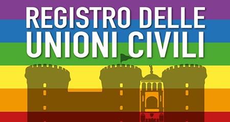 Registro delle Unioni Civili Napoli
