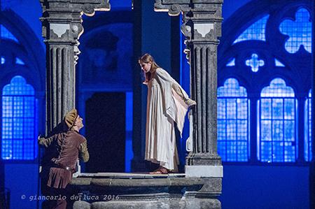 Romeo e Giulietta - Tappeto Volante