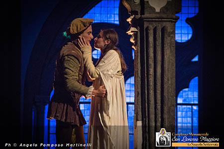 Romeo e Giulietta- Tappeto Volante