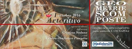 Arteritivo Cristina Sodano