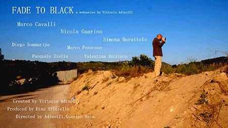 Risultati immagini per fade to black di nicola guarino e vittorio adinolfi