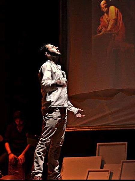 Manfredi Gelmetti Caravaggio. La passione