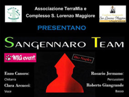 San Gennaro Team