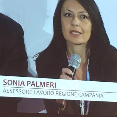 Assessore Sonia Palmeri