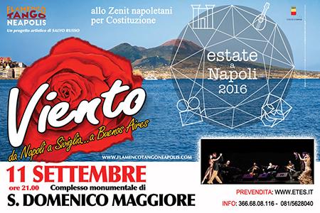 Viento - Da Napoli a Siviglia… a Buenos Aires