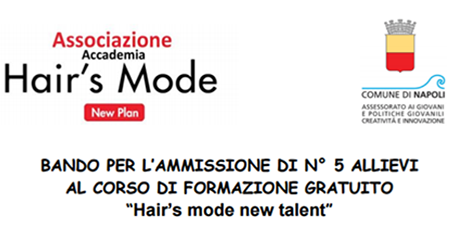 Bando Hair's mode new talent 2.0