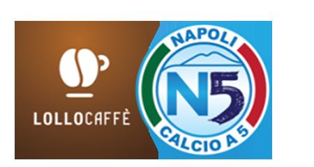 calcio a 5 'Lollo Caffè Napoli'