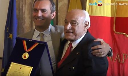 Luigi de Magistris Salvatore Sabella