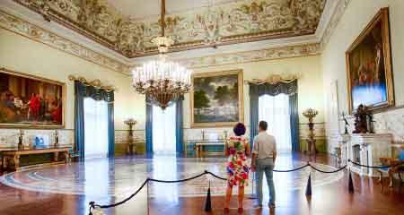 Napoli Museo di Capodimonte Appartamento Reale