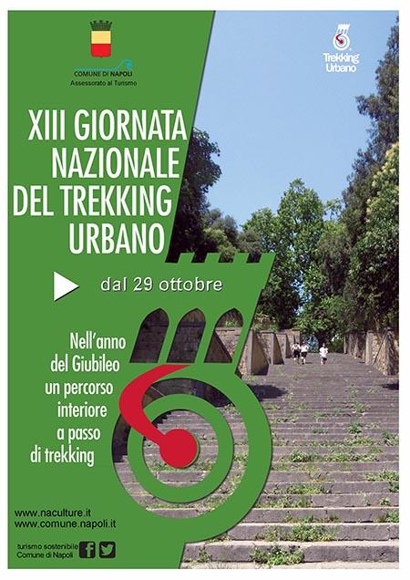 Napoli XIII Giornata Nazionale Trekking Urbano