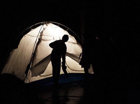 tenda errante
