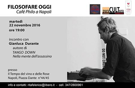 """""""Tango Down"""" di Gianluca Durante"""
