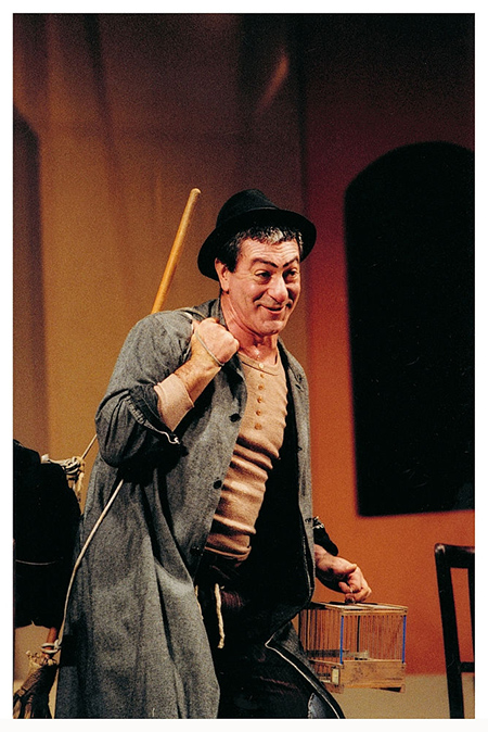 Mario Scarpetta, foto Pino Mira