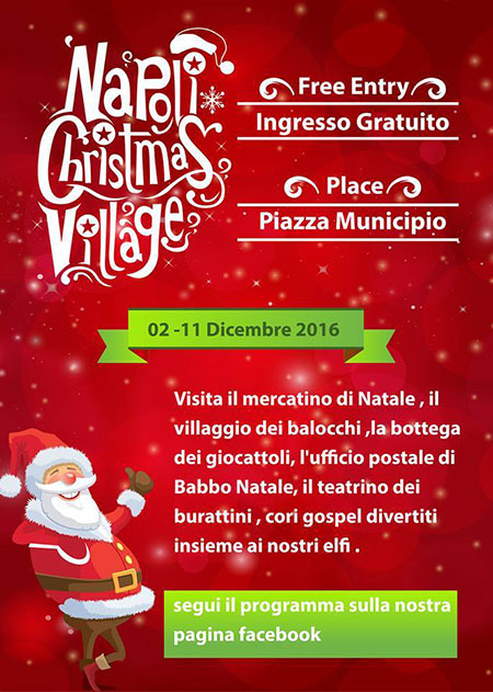 Napoli Christmas Village