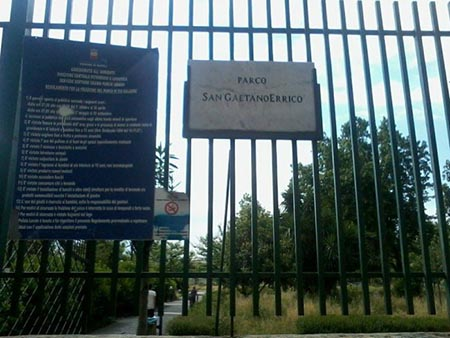 Parco Gaetano Errico